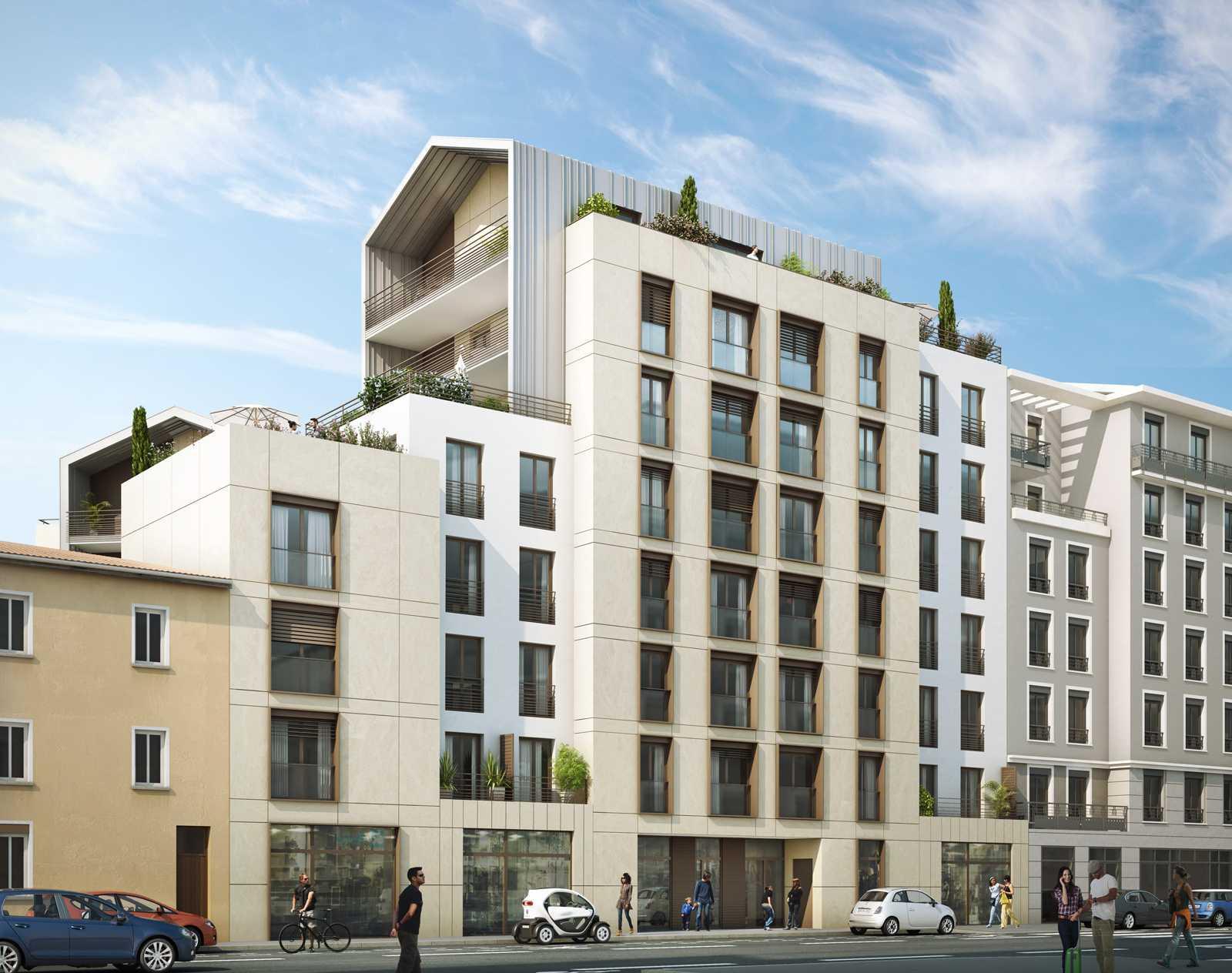 Jardin saint pierre sier constructeur immobilier lyon for Appartement jardin 78