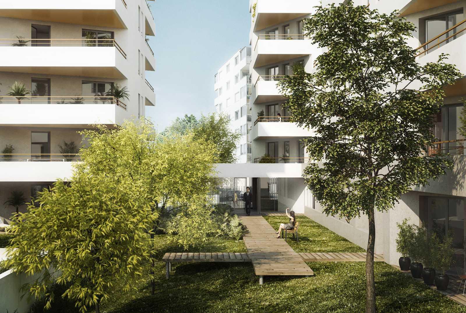 Les all es salengro sier constructeur immobilier lyon for Meilleur constructeur immobilier