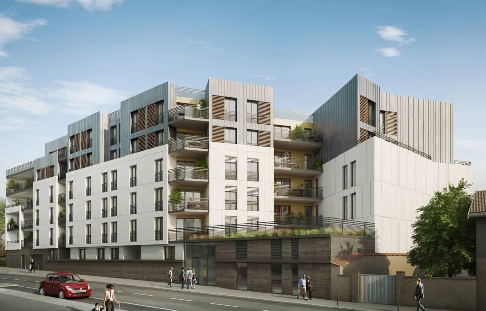 Appartement neuf lyon et paris programme immobilier neuf for Meilleur constructeur immobilier