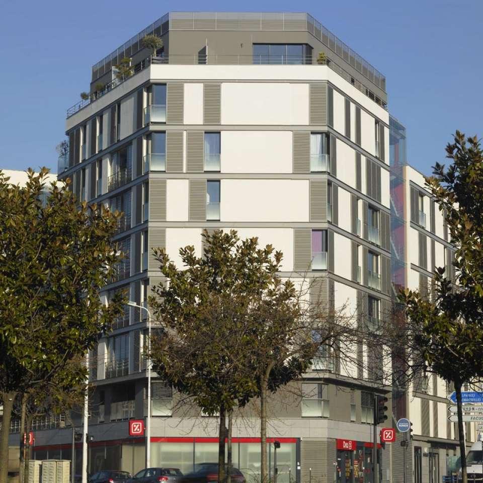 Le pluriel sier constructeur immobilier lyon promoteur for Constructeur immobilier