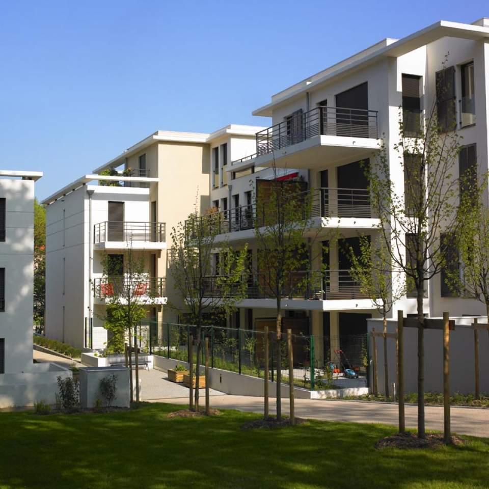 Les nympheas sier constructeur immobilier lyon for Meilleur constructeur immobilier