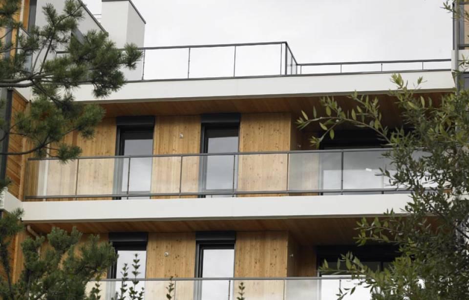 Le carrousel 2 sier constructeur immobilier lyon for Constructeur immobilier