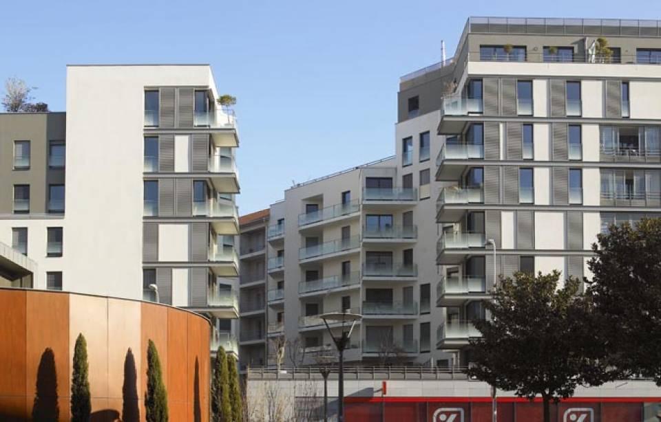 Les laur ales sier constructeur immobilier lyon for Constructeur lyon