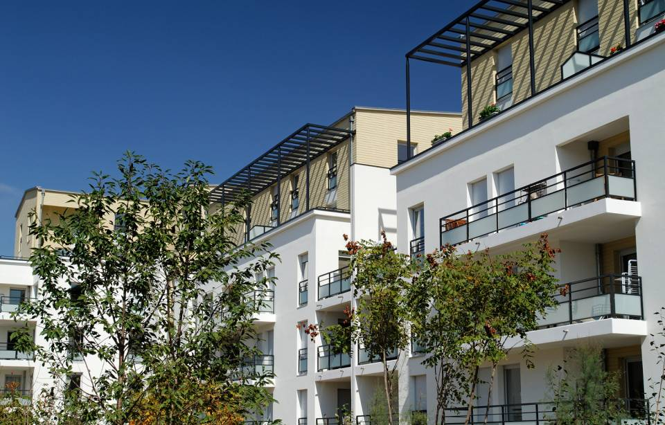 Le jardin impressionniste sier constructeur immobilier for Constructeur immobilier